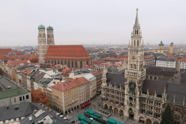 フレディマーキュリーも住んでたドイツのミュンヘン!おすすめ観光地は?